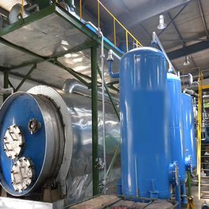 Used oil to diesel Refinery-پکیج تصفیه گازوئیل