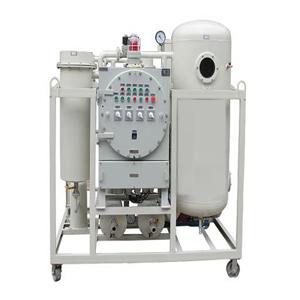 Turbine oil purification-پکیج تصفیه روغن توربین