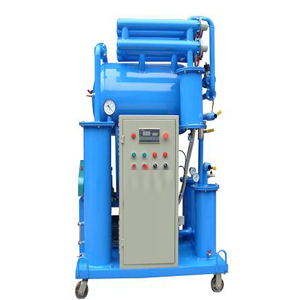 Vacuum oil processing-تصفیه و پالایش روغن با وکیوم