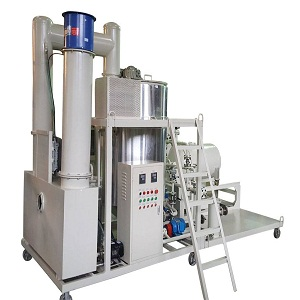 Motor oil recycling machine-پکیج تصفیه روغن موتور